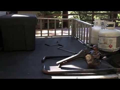 Popup Camper 2007 Fleetwood Evolution E3 Trailer For Sale