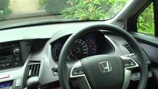 Honda Odyssey Review and Road Test