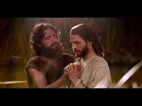 THE BAPTISM OF JESUS Christian bible short story