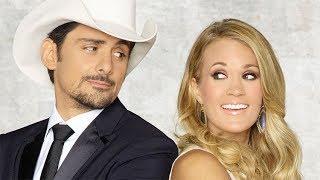 Carrie Underwood - Cupid's Got a Shotgun (feat. Brad Paisley on Guitar)