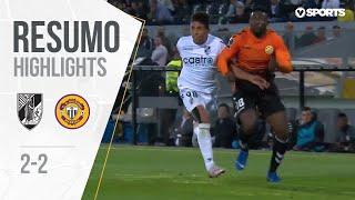 Highlights   Resumo: Vitória SC 2-2 Nacional (Liga 18/19 #32)