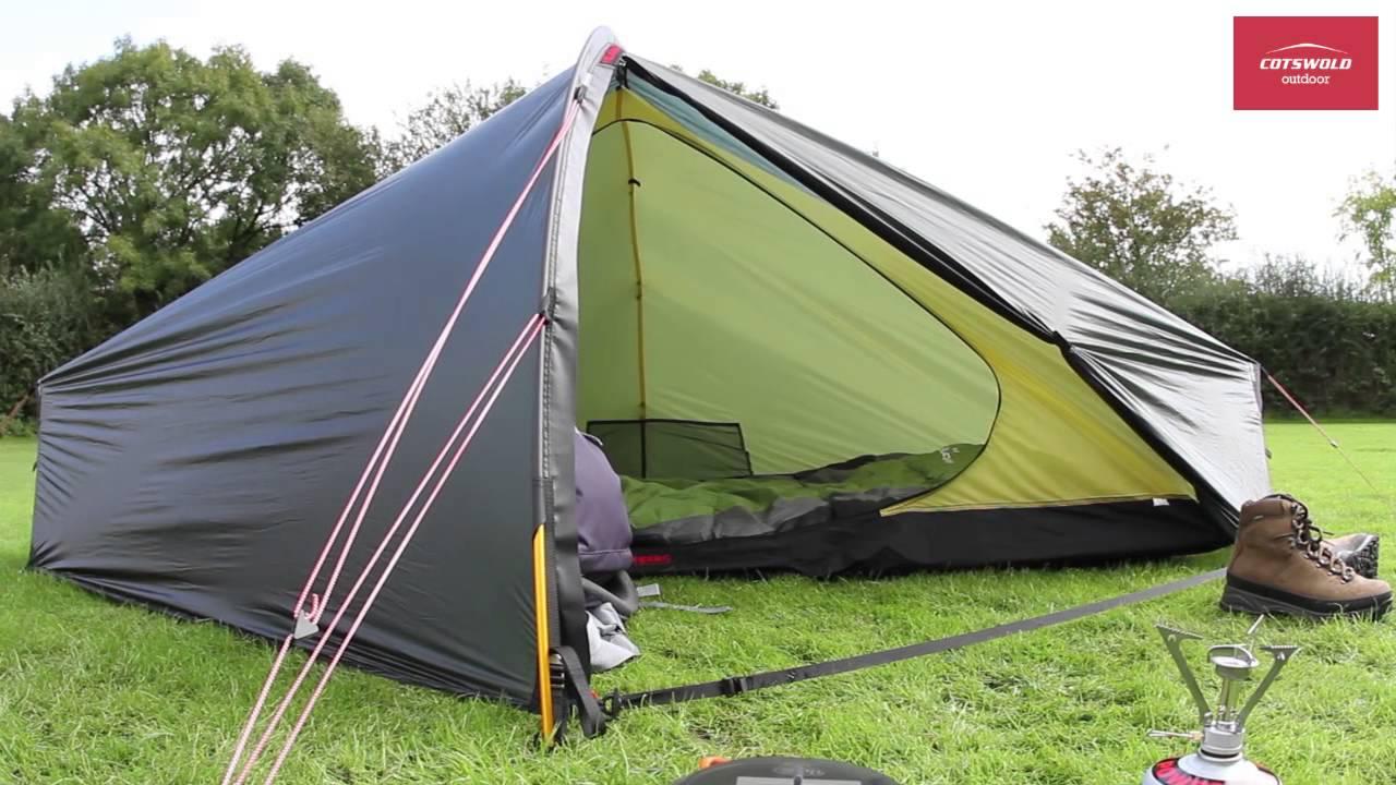 & Hilleberg Enan Tent - YouTube