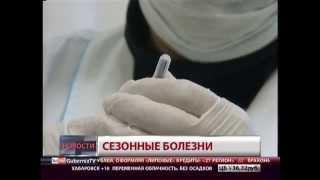 Сезонные болезни. Новости. GuberniaTV