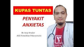 SEMBUH ANXIETAS TANPA OBAT by Asep Bruder
