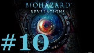 Lets Play Resident Evil Revelations Deutsch Part 10 German Walkthrough Gameplay 1080ps
