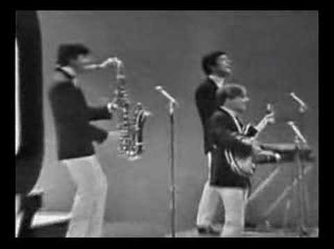 Dave Clark Five  Anyway You Want It Shindig 1964