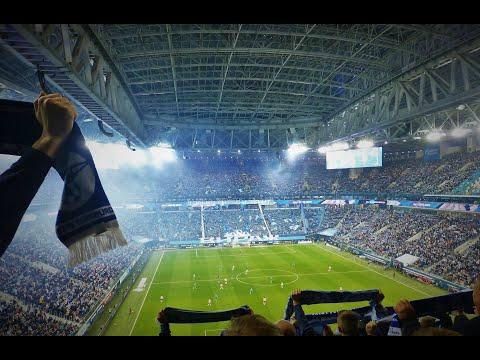 Зенит - Спартак 01.12. 2019. Видео матча и фото с трибуны Газпром-Арены