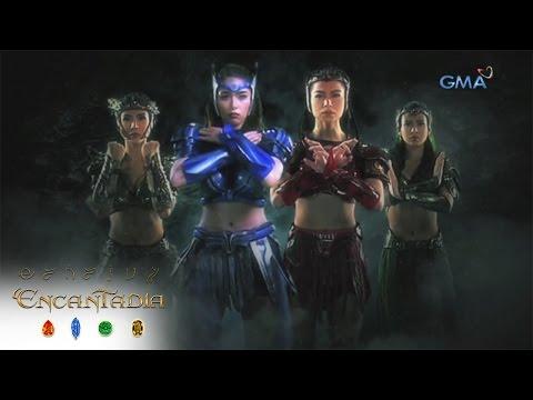 EXCLUSIVE: Ang mga brilyante ng mga Sanggre