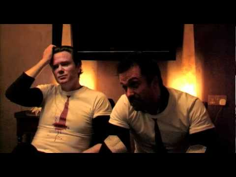 Charlie Casanova Interview with director Terry McMahon and lead actor Emmett Scanlan