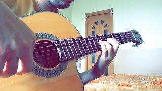 Ковбойская мелодия на гитаре !!!