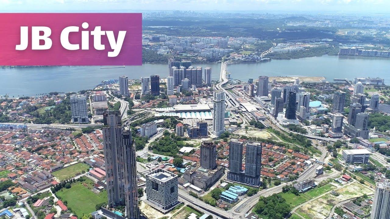 Download The Johor Bahru City's Development