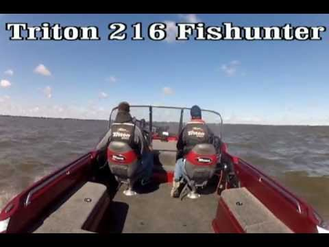 Triton 216 Fishunter