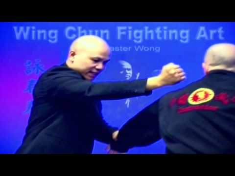 Wing Chun kung fu  - Fight Art Lesson 1