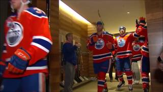 Pregame Intro/Anthems - San Jose Sharks vs Edmonton Oilers WCQF Game 1 04/12/17