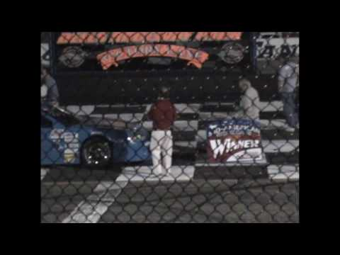 2007 Dells Raceway Park Mid-American Series race - Kyle Shear's first win!