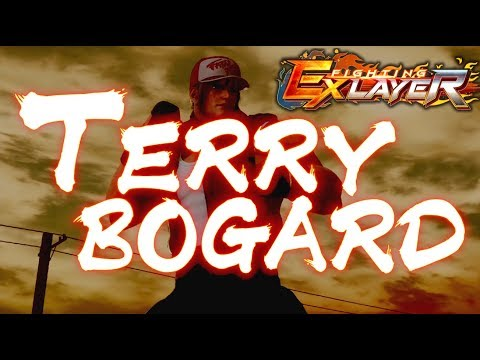 Fighting EX Layer - Terry Bogard EVO '18 Reveal Trailer! 🔥 (60ᶠᵖˢ/1080ᵖ)