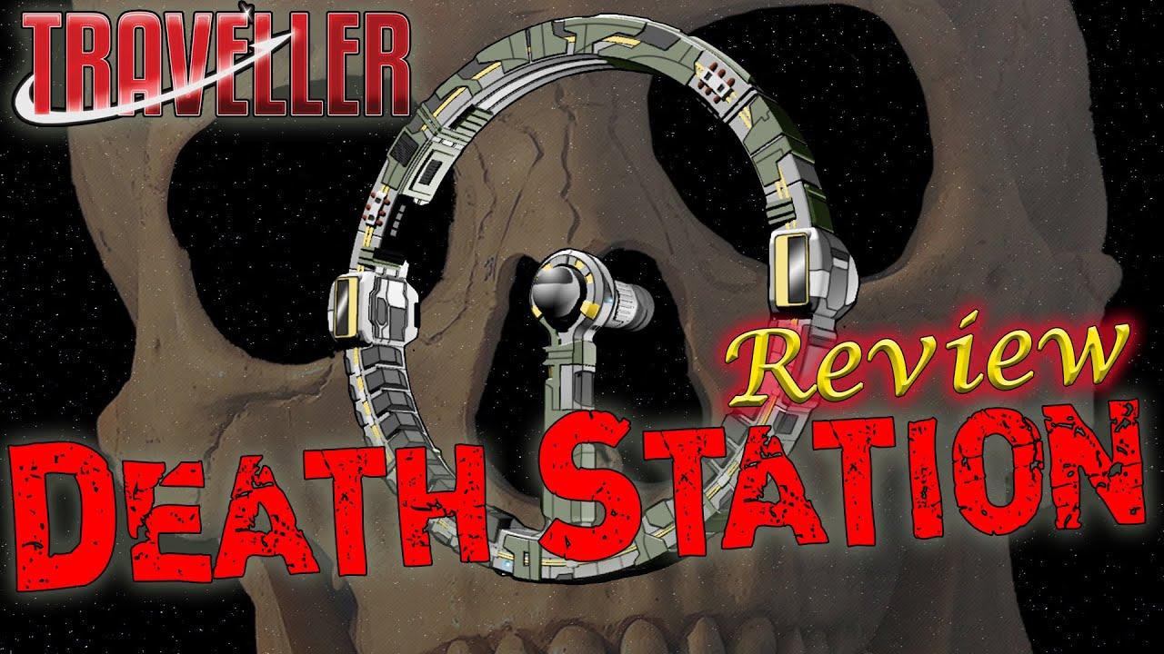 Traveller: Death Station - RPG Review