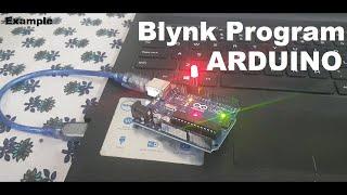 Blink Program | Arduino