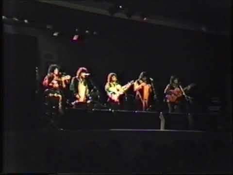 Ganaremos la alegría  Illapu en vivo, 1989