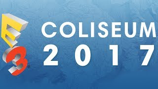 E3 Coliseum: Day One: Tuesday, June 13