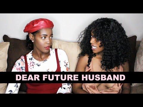 #GirlTalk Dear Future Hubby: Only Dating Black Men & Romance vs. Sex