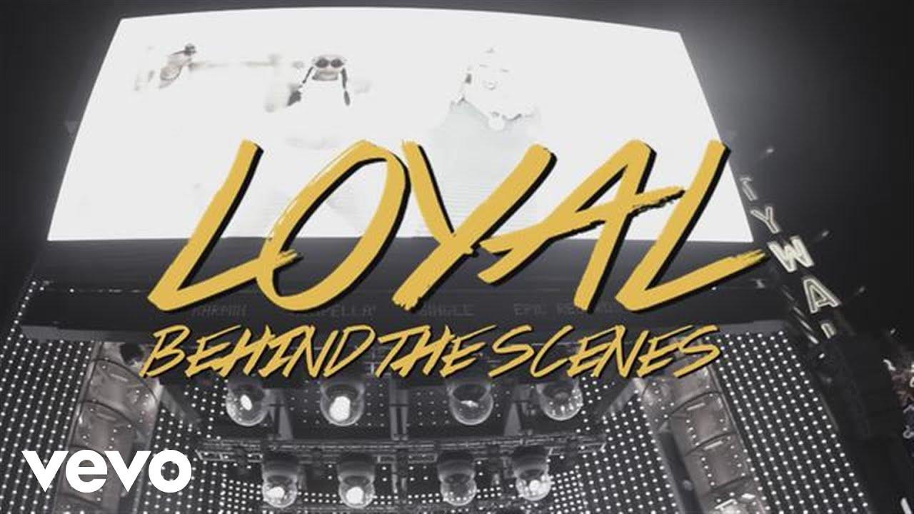 Chris Brown - Loyal (Behind the Scenes) ft. Lil Wayne, Tyga