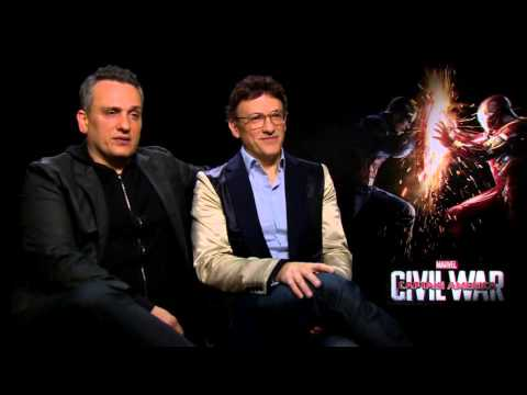 Russo brother talk captain america and infinity wa