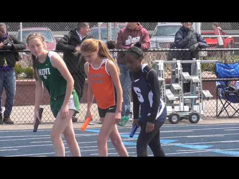 southfield track meet @ waterford mott high school sat april 25, 2015