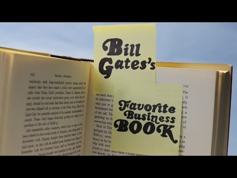 Bill Gates's Favorite Business Book