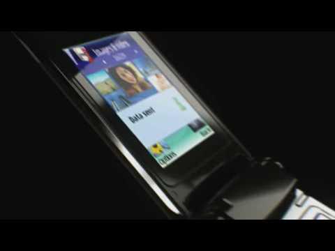 Nokia N76 Promotional Video