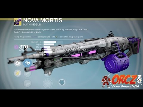 Destiny: The Dawning - Songs from the Void (Nova Mortis Quest) Gameplay Walkthrough