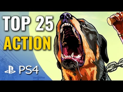 top 25 best ps4 action games youtube. Black Bedroom Furniture Sets. Home Design Ideas
