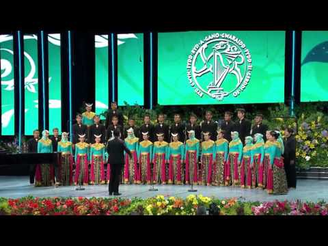 ITS STUDENT CHOIR GOES TO LLANGOLLEN 2017 Folk Adult Song Choirs