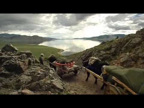 Beautiful Mongolia with Mongolian long song feat Enigma - Age Of Loneliness