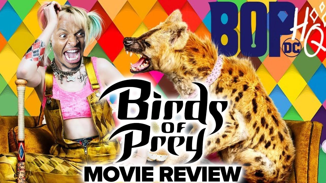 Birds Of Prey Movie Review How Did Harley Quinn Acquire These Fight Skills Youtube