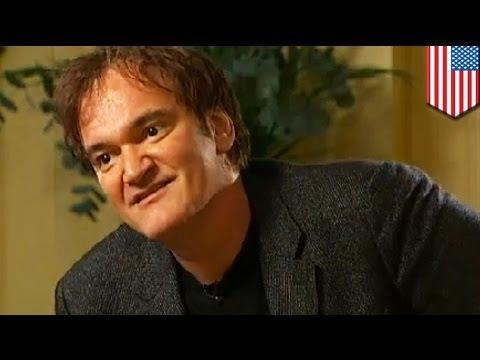 Quentin Tarantino throws hissy fit, scraps new western after script leak