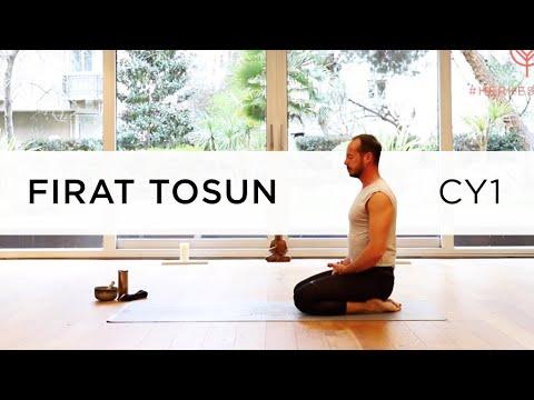 CY1- Başlangıç Seviye ~ Cihangir Yoga - Fırat Tosun