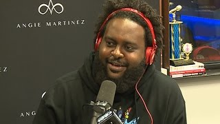 Bas Interview with Angie Martinez Power 105.1 (03/08/2016)