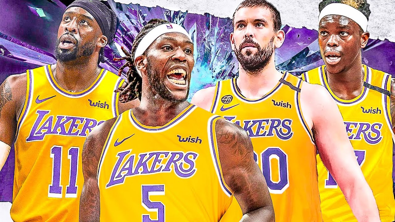 The NEW Lakers! - L.A. got some DOGS!