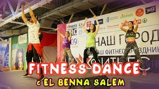 Easy Fitness Dance with El Benna Salem - Daddy Yankee | Dura