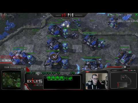 TvP Janky Push to Kill Greedy 3rd Nexus off Oracle Phoenix Opener