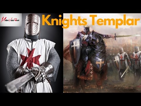 The Knights Templar history -What you should know!-