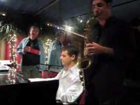 Stardust with David Johnson & David Olivas on sax