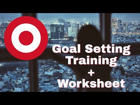 Goal Setting Worksheet 2018 New Strategy For Goal Setting