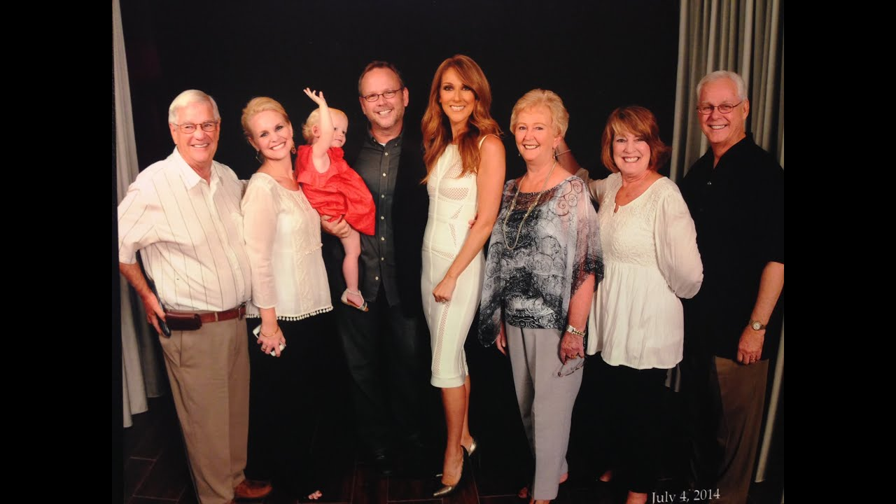 74c2460dc5a Richard Dunn meets Celine Dion Official - YouTube