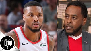 Damian Lillard and the Blazers continue to prove the doubters wrong – Amin Elhassan | The Jump