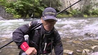 【釣り百景】#003 北海道・石狩川で伝説の魚 オショロコマに出会う