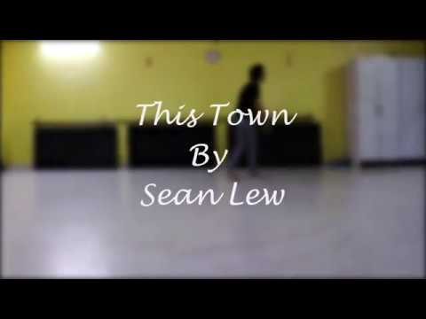 This Town I Sean Lew  Contemporary Dance Cover