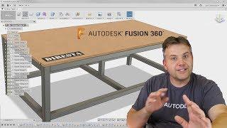 mqdefault Fusion 360 программа в которой можно сделать все ! fusion 360,3D моделирование,траектории,cad,cam Fusion 360 программа в которой можно сделать все ! От 3D модели до управляющей программы для станка ЧПУ.Лучшее видео от Autodesk.Видео уроки fusion360