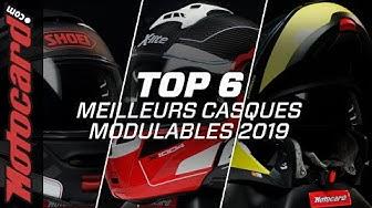 TOP 6 des Meilleurs casques MODULABLES 2019
